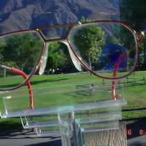 Vintage Sunglass Kids Converse Glasses With Cable Temples Photo