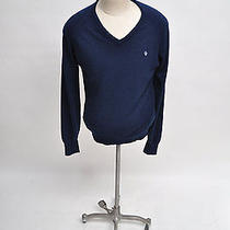 Vintage Sweater Christian Dior Grunge 1980s Designer Vneck Medium Photo