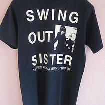 Vintage Swing Out Sister Indie Uk Britpop Shirt Stone Roses Sonic Youth Oasis Photo