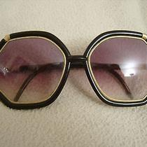 Vintage Ted Lapidus  Octagonal Sunglasses   Richie Campbell  J. Lawrence  Photo