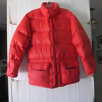 Vintage the North Face Down Jacket  Stuff Sac Photo