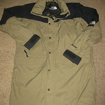 Vintage the North Face Parka Jacket Hydroseal L Outdoors Skiing Snowboarding  Photo