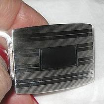 Vintage - Tiffany & Co. Sterling Silver Belt Buckle  Photo
