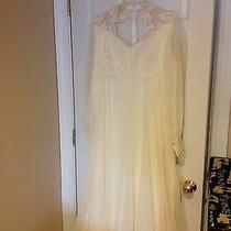 Vintage Tiffany's Wedding Dress  Photo
