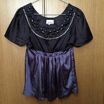 Vintage Top From Tokyo Size Small /peplum Dress Shirt Opening Ceremony Zara h&m Photo