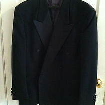 Vintage Tuxedo Jacket Christian Dior Prom Dj Cruise Good Condition Photo