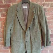 Vintage Velvet Giorgio Armani Blazer Jacket  Size 42  Made in Italy Photo