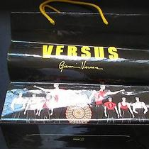Vintage  Versace  Paper Bag Photo