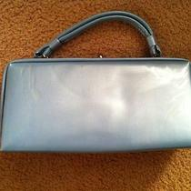 Vintage Vinyl Purse Aqua Photo