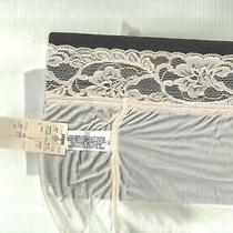 Vintage Wacoal 84257 Lace Trim Panties Size 5 in Pale Blush Photo