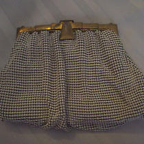 Vintage Whiting and Davis Off White Metal Mesh Clutch Purse Photo