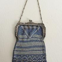 Vintage Whiting & Davis Art Nouveau Mesh Purse Photo