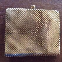 Vintage Whiting Davis Gold Mesh Wallet Coin Purse Photo