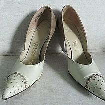 Vintage Women's Newtom Elkin Shoes in Box Heels 1960's Sz 8-1/2 Aaa Titches Photo