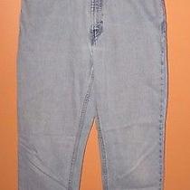 Vintage Womens Levis 512 Jeans Blue Slim Fit Straight Leg Photo
