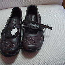 Vintage Womens Shoes Sketchers  7m excel.cond. Gently Worn Strap Flat Photo
