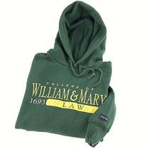 Vintage Y2k Jansport Hoodie Sweatshirt Small College of William Mary Embroidered Photo