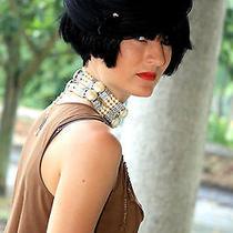 Vintage Yves Saint Laurent Choker Necklace Photo