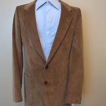Vintage Yves Saint Laurent Corduroy Sports Jacket Mens Photo