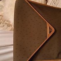 Vintage Yves Saint Laurent Handbag/purse Adjustable Strap Medium Sz Signature Photo