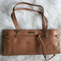 Vintage Yves Saint Laurent Hobo Envelop Leather Bag Photo