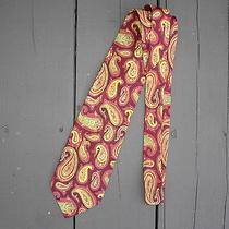 Vintage Yves Saint Laurent Paris Silk Tie Made in Italy Photo