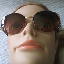 Vintage Yves Saint Laurent Tortoise Print Eye Glasses  6044 Y119 Frame Only Photo