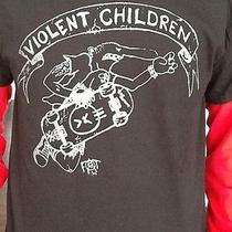 Violent Children- Shirt the Faction Vatican Commandos Code of Honor Doa Photo