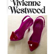 Viviene Westwood X Melissa Heart Heels 39 Photo
