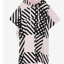 Vivienne Westwood Anglomamia Pink Crini Hooded Cloak Tabard Poncho Photo