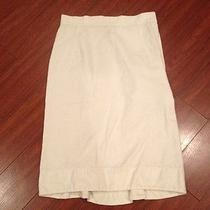 Vivienne Westwood Anglomania Beige Light Tan Skirt Sz 42  Photo
