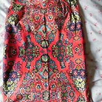 Vivienne Westwood - Anglomania - Cotton/spandex Multi Coloured Pencil Skirt - It Photo