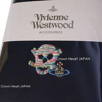 Vivienne Westwood Black Socks Short-Stocking Socks Skull Orb Japan-Made 2325cm Photo