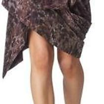 Vivienne Westwood Camouflage Taffeta Skirt 38 Nwt Purples Photo