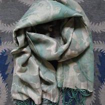Vivienne Westwood Green Scarf Photo