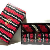 Vivienne Westwood Handkerchief Pen Case Set Box Limited Mede in Japan  Photo