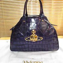 Vivienne Westwood Leather Handbag Photo