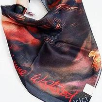 Vivienne Westwood Licensed in Japan 2014 Caravaggio Print Large Scarf-66cm Photo