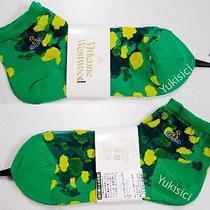Vivienne Westwood Licensed in Japan Leopard Print W/orb Socks-23-24cm(l)-A/b/c Photo