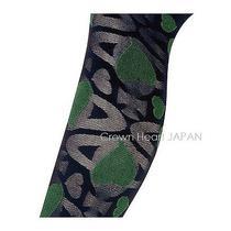 Vivienne Westwood Licensed Navy Pantyhose Stocking Tights Alice Orb Heart Japan Photo