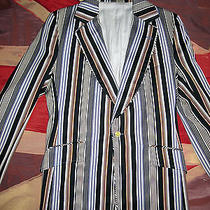 Vivienne Westwood Man Striped Jacket Photo