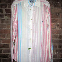 Vivienne Westwood Man Striped Shirt and Matching Tie Photo