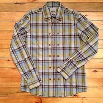 Vivienne Westwood Man Triple Button Down Plaid Rare Unique Size Iv Large 4 Nwot Photo