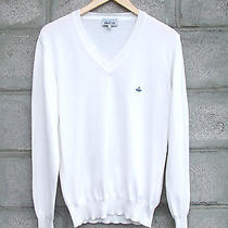 Vivienne Westwood Mens v Neck Sweater Jumper Cardigan 100% Authentic Size S Photo