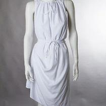 Vivienne Westwood Open Back White Dress in Size 8 40 Ita Photo