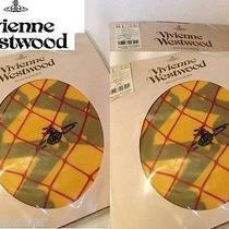 Vivienne Westwood Panty Stocking Yellow & Red Fishnet Color Limited New Packing  Photo