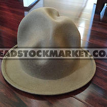 Vivienne Westwood Pharrell Williams Buffalo Mountain Hat Camel Happy Rare Photo