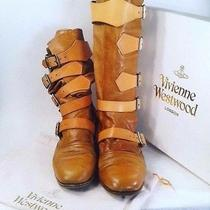 Vivienne Westwood Pirate Boots Uk7
