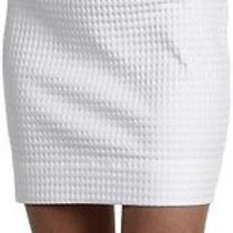 Vivienne Westwood Red Label S26ma0122 S39574 010 White Skirt 8us 469 Photo