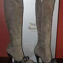Vivienne Westwood Regent Boot Camacio Apipardo 8us 729 Photo